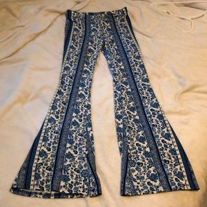 H&M Bell Bottom Pants Size S